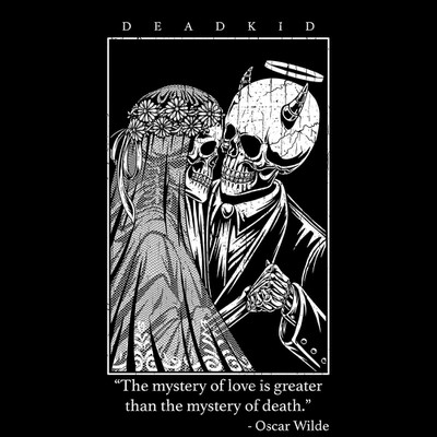 THE MYSTERY OF LOVE IS GREATER THAN THE MYSTERY OF DEATH