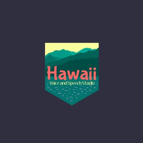 Maui logo with the title 'Hawaii Logo'