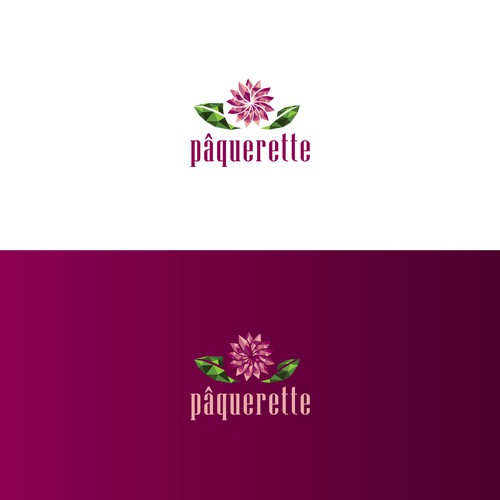 "Franchise logo with the title 'Logo for ""Paquerette"" Women Shoes'"