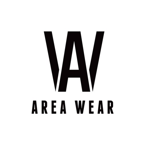 Swag design with the title 'AREA WEAR'