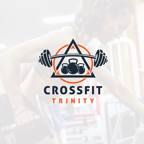 Trinity logo with the title 'Crossfit Trinity'
