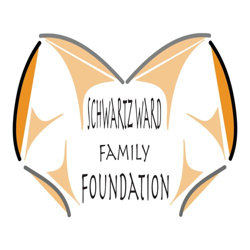 Open logo with the title 'Open Triangle Heart logo for the Schwartz Ward Family Foundation'