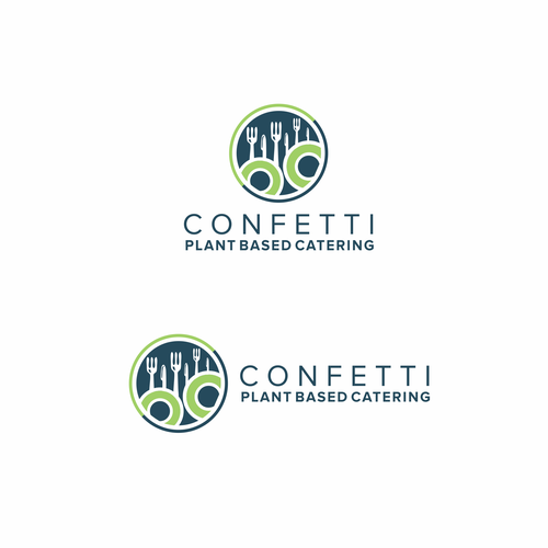 Event planning logo with the title 'logo for wedding corporate events'