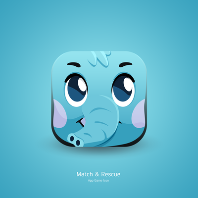 Match & Rescue Game App Icon