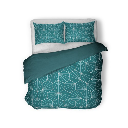 Bedding design with the title 'Bedding'