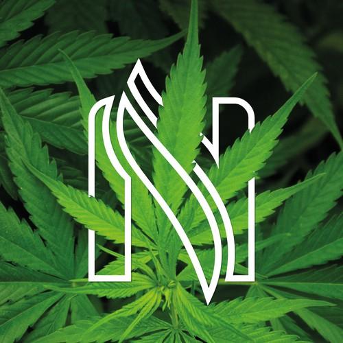Hemp brand with the title 'NorCal Cannabis Company logo'