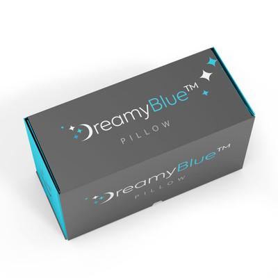 DreamyBlue Pillow