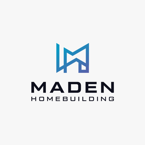 Facility logo with the title 'Maden Homebuilding'