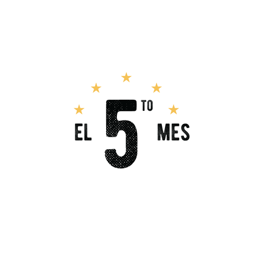Mexican design with the title 'El 5to Mes'