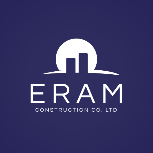 Building brand with the title 'Eram'