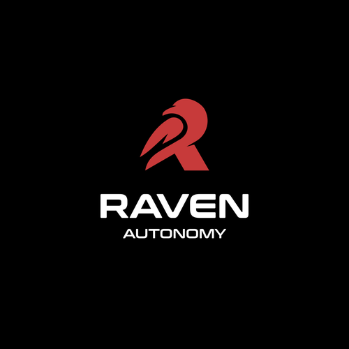 R logo with the title 'Raven Autonomy'