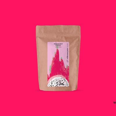 Wilderness Poets - Dragon fruit powder