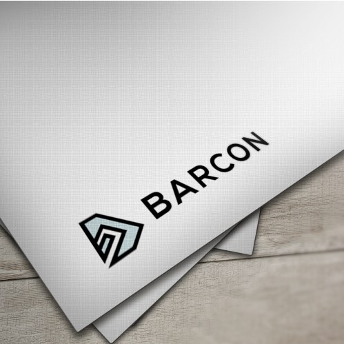 B logo with the title 'BARCON'