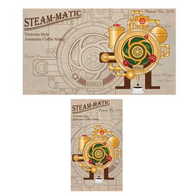 Illustration design for 99 community