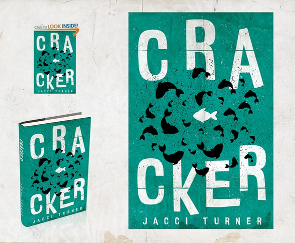African American design with the title 'Cracker'