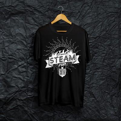 Rocky Mountain Steam Fest 2018 T-shirt