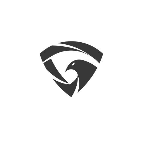Falcon logo with the title 'G-Falcon'