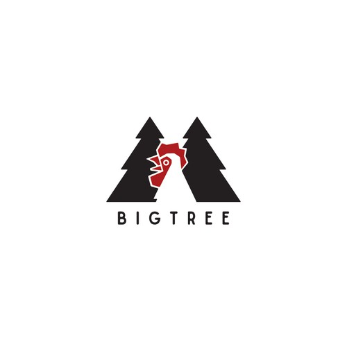 Evergreen logo with the title 'BigTree'
