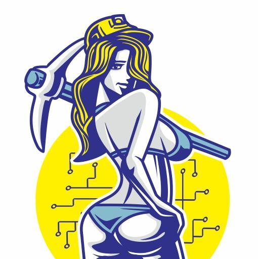 Bikini design with the title 'Fun and Sassy Logo'