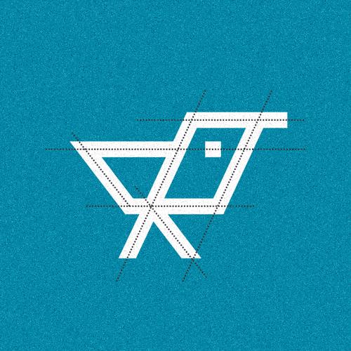 Logo with the title 'blockimals'