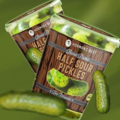 Pickles Labels