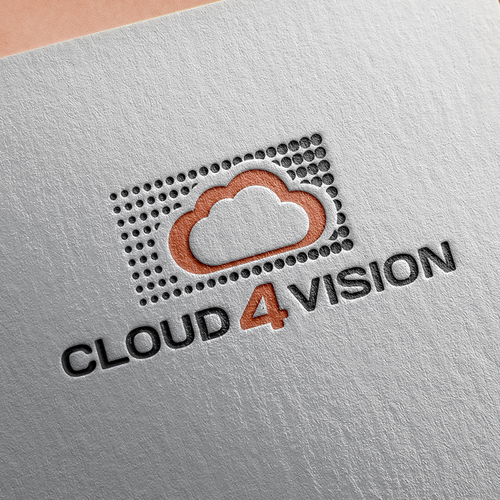 Vision logo with the title 'Logo for Cloud4Vision'
