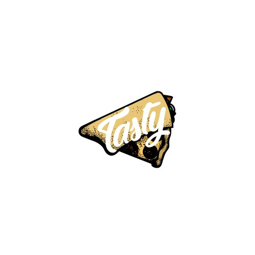 Kebab logo with the title 'tasty'