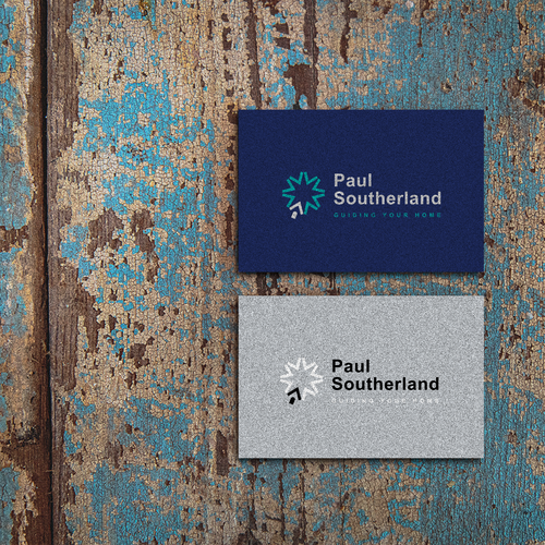 Stationery logo with the title 'Paul Southerland'