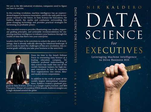 Science design with the title 'Data Science for Executives'