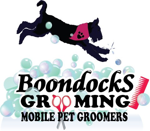 Styling logo with the title 'Create the next logo for Boondocks Grooming'