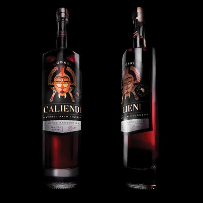 Sodabi Caliendi - Flavored palm liqueur