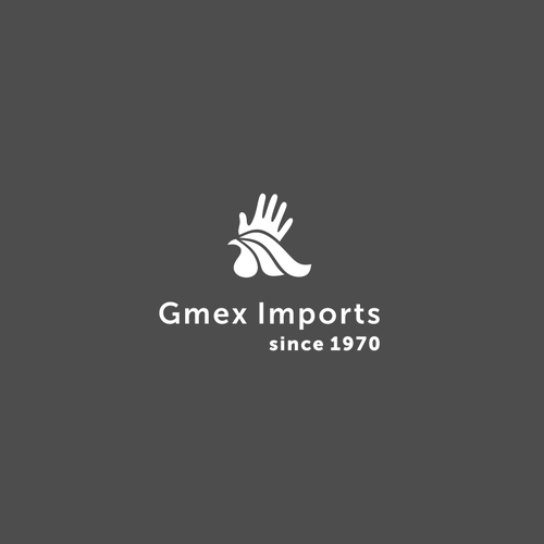 Wholesale design with the title 'Elegant logo for Gmex Imports'
