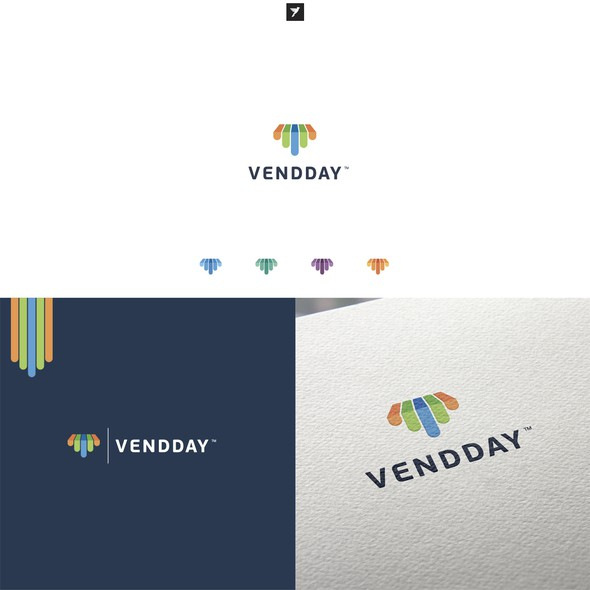 Day design with the title 'Logo design for Vendday'