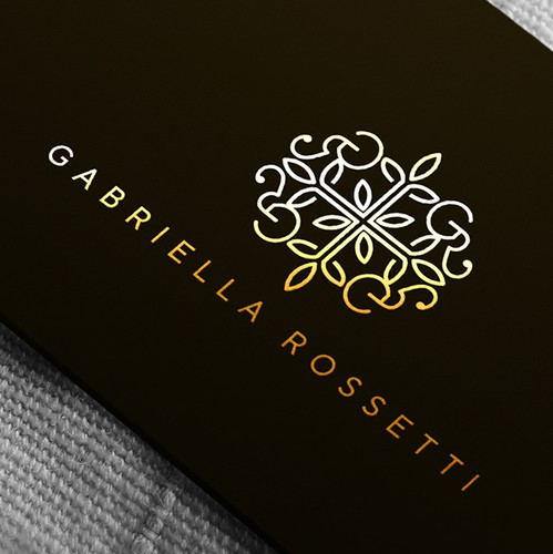 Women's fashion design with the title 'An elegant and sophisticated logo design for a new, luxury clothing line for women '