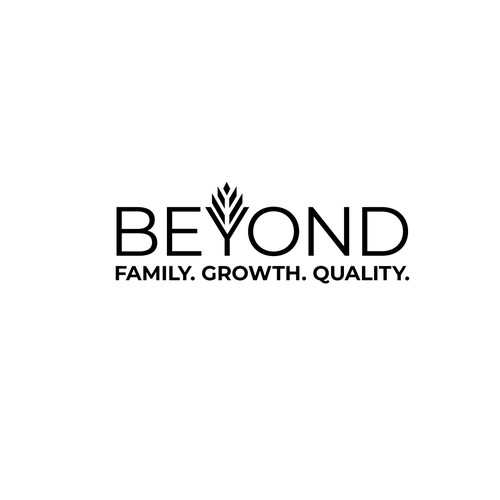 Residential logo with the title 'Beyond'