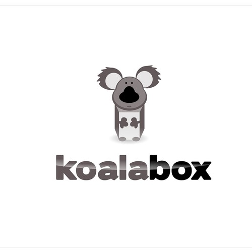 Koala logo with the title 'Koala box'