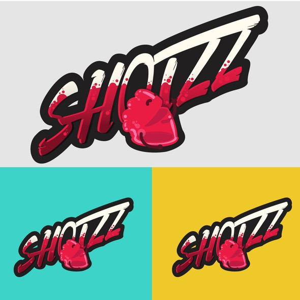 Club design with the title 'Shotzz'
