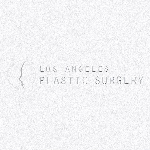 Da Vinci design with the title 'Los Angeles Plastic Surgery'