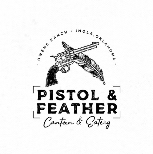 Bar brand with the title 'Vintage Logo for Restaurant and Bar.'