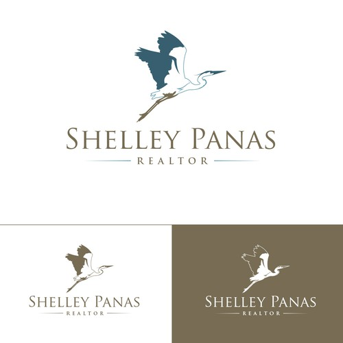 Florida logo with the title 'Shelley Panas Realtor'