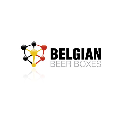 Belgium logo with the title 'Logo for e-commerce website'