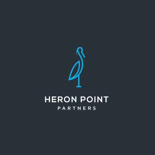Line brand with the title 'Herom Point Partners'