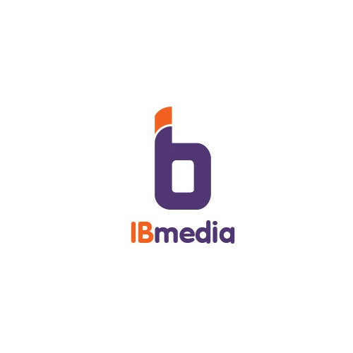 I logo with the title 'Logo Design'