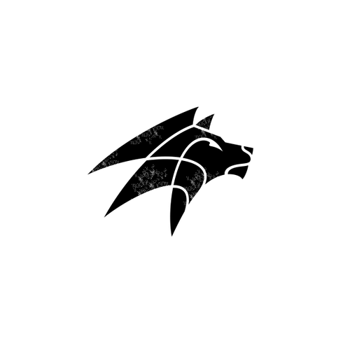 Symbolic brand with the title 'WOLFPACK'
