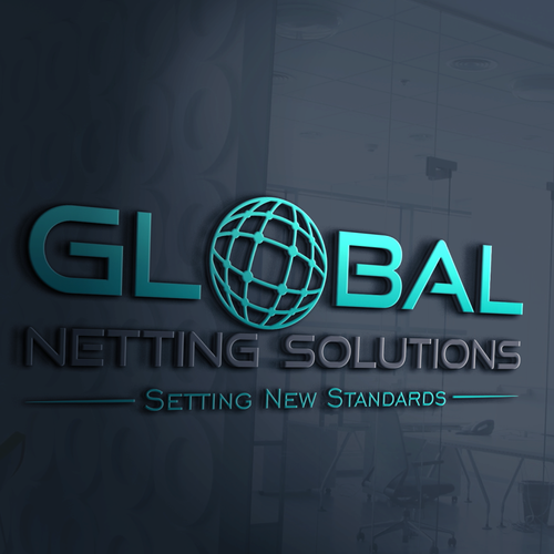Steel logo with the title 'Global Netting Solutions'