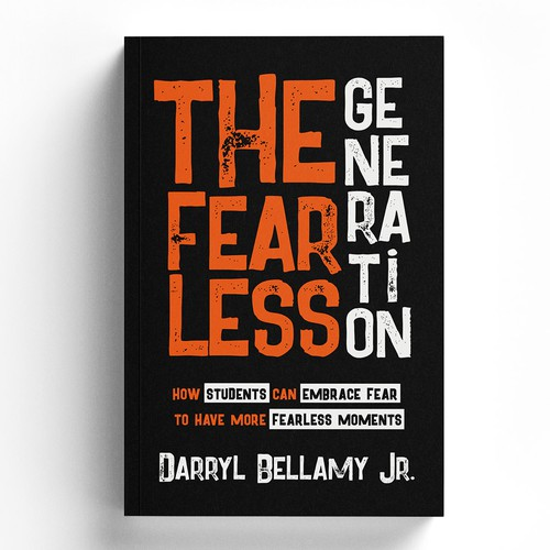 Book cover with the title 'The Fearless Generation '