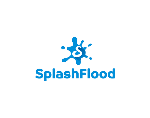 "Splash logo with the title 'Help us ""make a splash!""'"