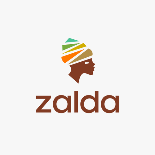 Woman brand with the title 'Zalda'