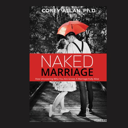 Marriage design with the title 'Naked Marriage'