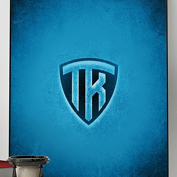 "Abbreviation logo with the title 'Logo design for sport apparel company ""Terrakuda""'"